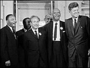 John F Kennedy Civil Rights