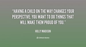 Quotes About Having a Baby