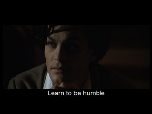 Learn to be humble - Ludwig (1972)