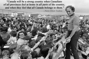 pierre elliott trudeau #pierre trudeau #canada #quote