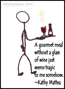 Wine Sayings and Quotes About Wine