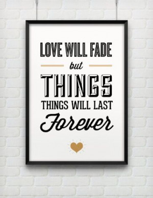 ... Print, Quote Print, Parks and Rec, Tom Haverford, Love Quote, Wall