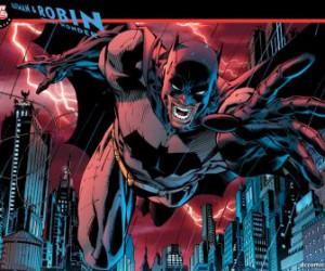 you are viewing batman robin dc comics hd wallpaper color palette tags ...