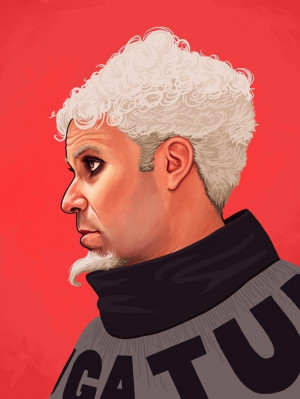 Cool Art: Django Unchained, Zoolander, Fargo and Heathers
