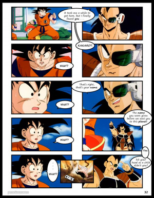 DragonBall Z Abridged: The Manga - Page 032 by penniavaswen