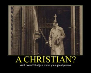 Atheism Guess who was a Christian...