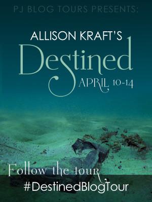 large banner destined Destined by Allison Kraft