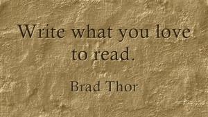 Brad Thor 06 - Write-what-you-love-to