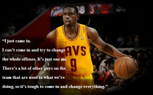 cleveland cavaliers small forward luol deng who scored six points in ...
