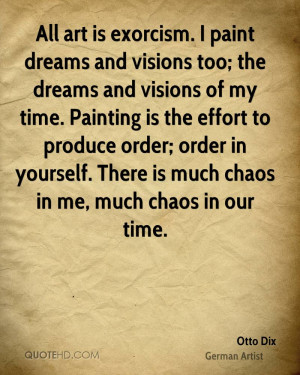 Quotes About Dreams and Vision