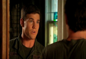 Austin Stowell in Love and Honor Movie Image 9 Austin Stowell in Love