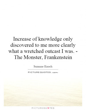 Increase Knowledge Quote
