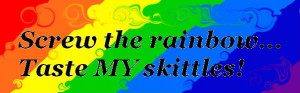 All Graphics » skittle funny