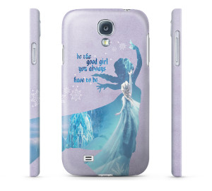 Elsa Quote Frozen Disney Princess - Hard Cover Case iPhone 5 4 4S 3 ...