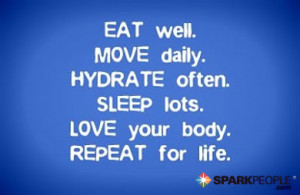 Inspirational Quotes About Eating Healthy