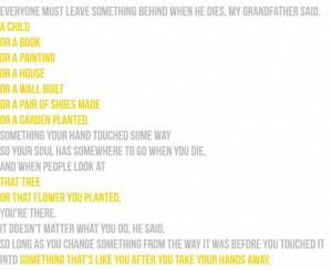 Ray Bradbury - Fahrenheit 451 quote Just a Lovely Tumblr