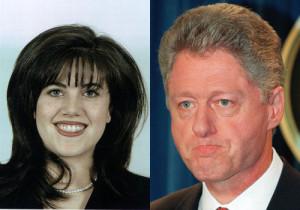 Monica Lewinsky (Bill Clinton)