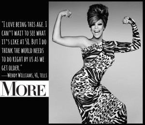 Great quote from Wendy Williams