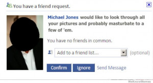 Michael Jones would like to look through all your pictures and ...