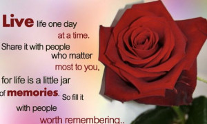 ... of beautiful memories, Beautiful Life Quotes, Pictures, Inspirations