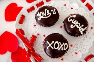Sweet Sayings' Truffle Cupcake / バレンタイン トリュフ ...