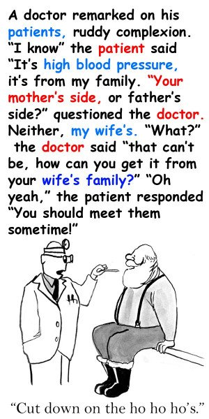 Funny Doctor Patient Jokes Pictures