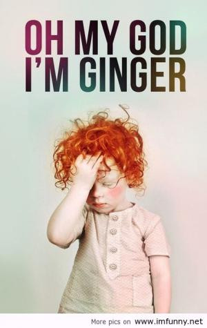 Ginger Jokes One Liners
