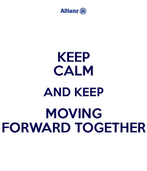Moving Forward Together Moving forward together