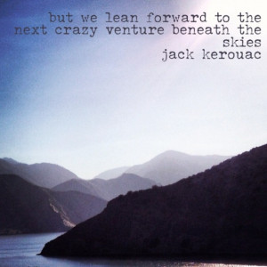 Post image for Monday Quote: The Next Crazy Venture
