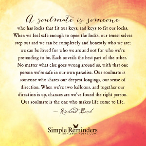 soulmate is by richard bach a soulmate is by richard bach