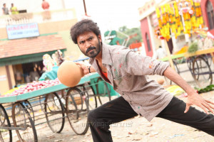 Actor Dhanush in Anegan Movie Photos