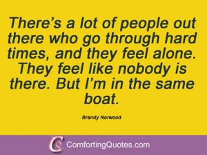 Brandy Norwood Quotes