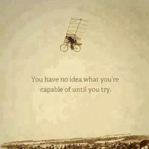 Dare to try