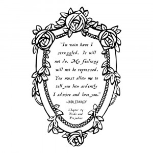 Pride And Prejudice Jane Austen Quotes Mr darcy proposal jane austen