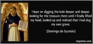 Digging Deeper Quotes
