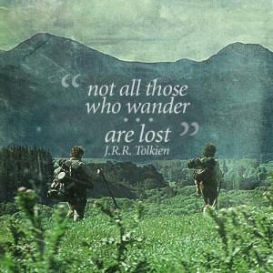 Tolkien`s quotes - jrr-tolkien Fan Art