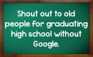 High School Reunion Funny Quotes