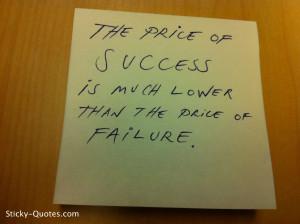 Success Failure Quotes Failure. filed under: success