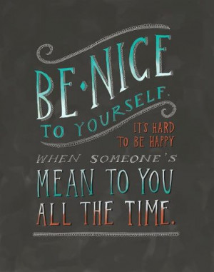 ... being kind to you, in a significant way – lots. Would that be nice