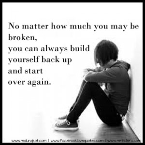 Start over again Quotes
