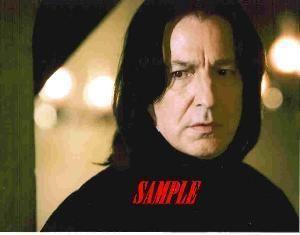 Alan Rickman Harry Potter Funny