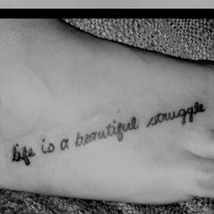 Quotes For Tattoos Credited