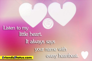 Heart Beat Quotes