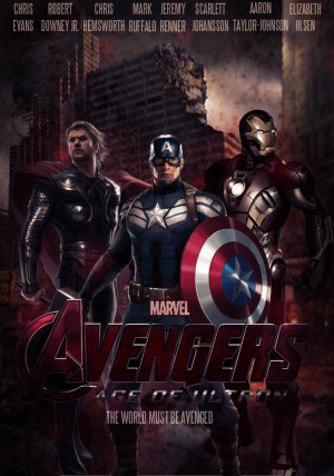The Avengers: Age of Ultron Iphone Wallpapers