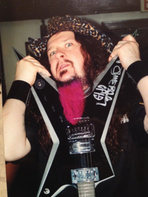Dimebag Darrell-Signed Washburn Auction to Benefit Rock Against MS