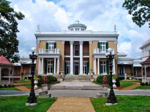 belmont mansion circa 1853