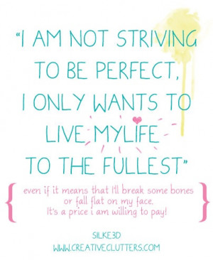 it's my life mission! quirky funny quote