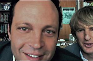 "Vince Vaughn, left, and Owen Wilson in ""The Internship."""