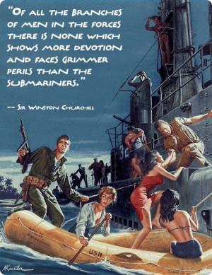Submariners!