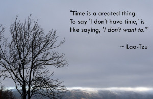 30 Famous Time Quotes